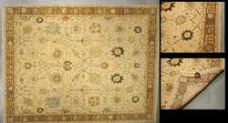 LD39 3727 (7.11 x 10) Wool-Handmade