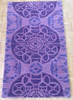 745 - 2.6 x 4 - Wool - India