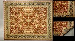 LD36 3692 (7.10 x 9.9) Wool-Handmade