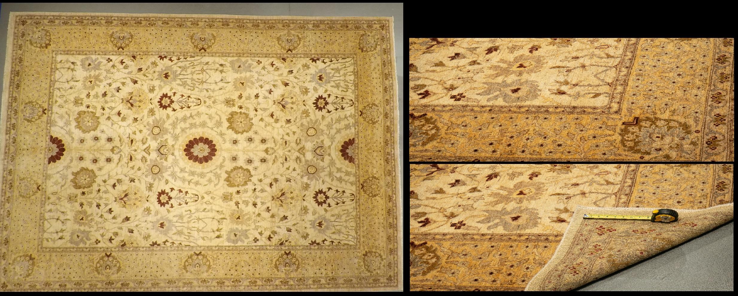 LD4 3660 (11.8 x 12) Wool-Handmade