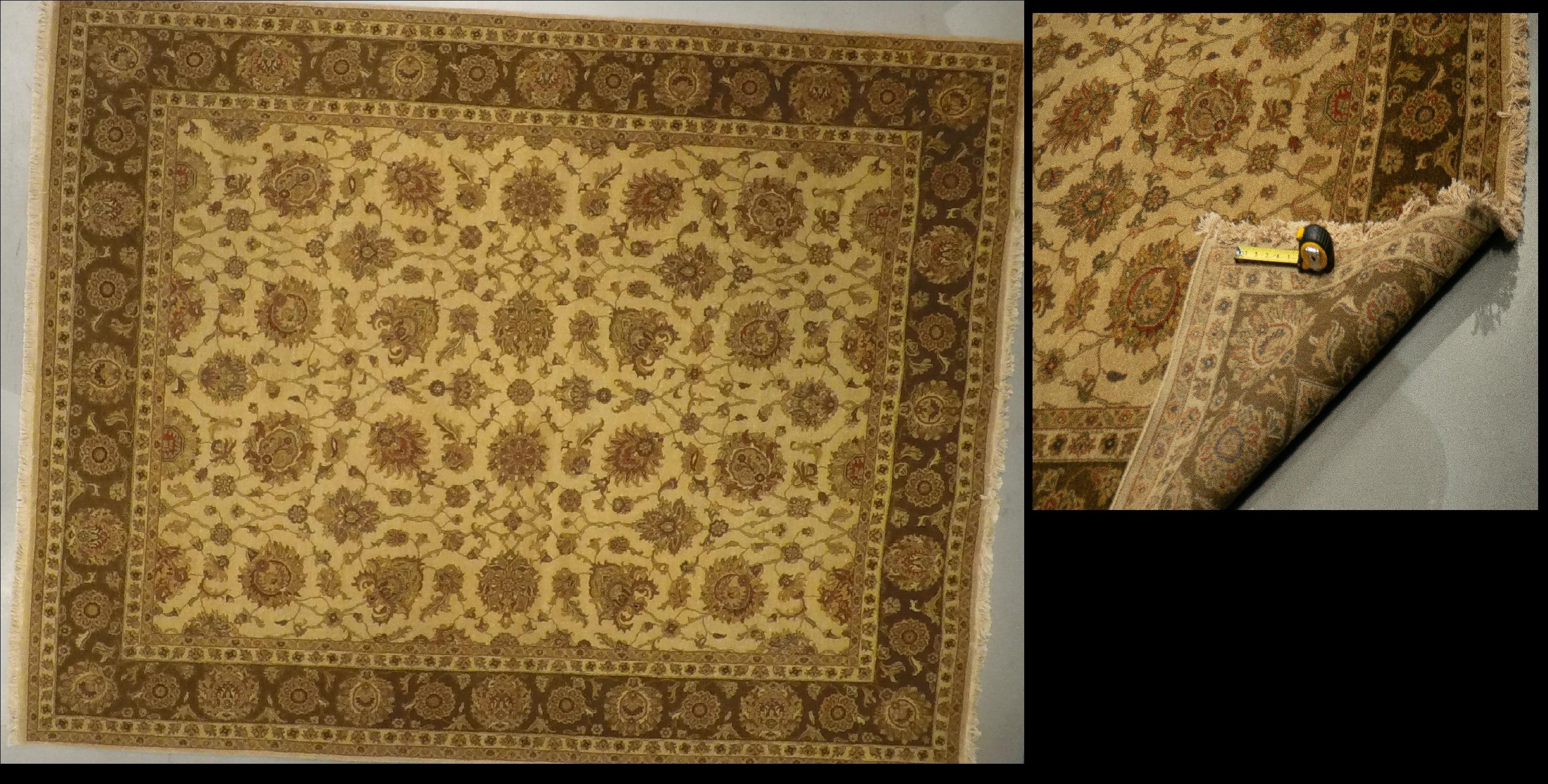 LD 65 3716 (8.1 x 10.2) Wool-Handmad