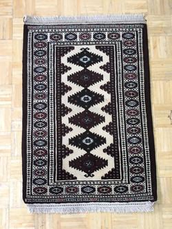 420 - 2.8 x 4 - Turkman - Wool - Iran