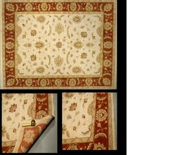 LD51 3681 (7.11 X 9.11) Wool-Handmad