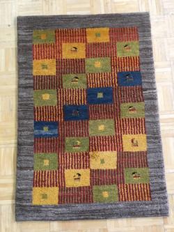 S120 - 2.9 x 4 - Gabbe - Wool - Iran