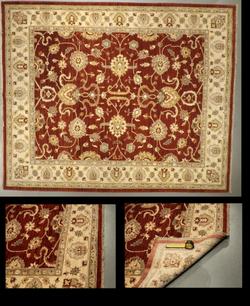 LD50 3680 (8.4 x 10) Wool-Handmade