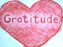 Gratitude makes sense of our past, brings peace for today, and creates a vision for tomorrow