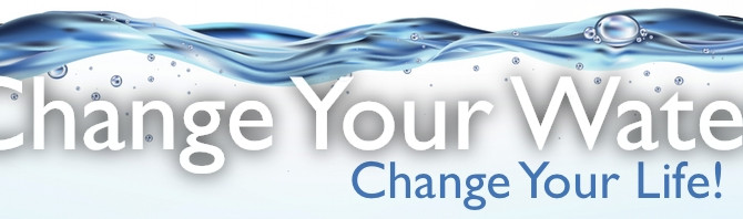 THE WORLD IS CHANGED BY YOUR EXAMPLE – KANGEN WATER