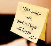 A positive thinker sees the invisible, feels the intangible and achieves the impossible.