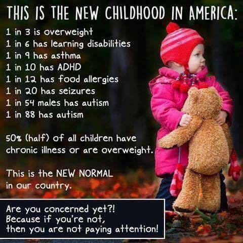 THIS IS THE NEW CHILDHOOD IN AMERICA
