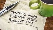 A positive attitude causes a chain reaction of positive thoughts, events and outcomes.