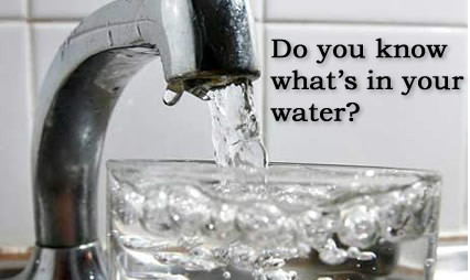DON'T YOU REALIZE THAT THE SEA IS THE HOME OF WATER? FLUORIDE