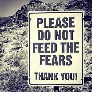 Your wealth is hiding under the very thing you are afraid to do. It's time to face your fears -