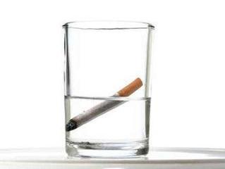Los cigarros ocasionales también son malos