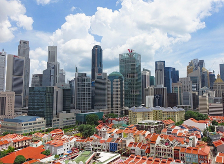 Singapore rental market analysis (Part 1)