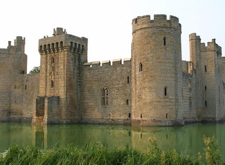 Investing in companies with economic moat