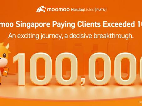Super-app of investing world: moomoo