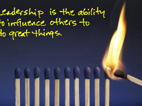 Your circle of influence dictates your path