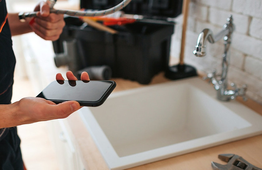 direct phone call to a plumber in gympie