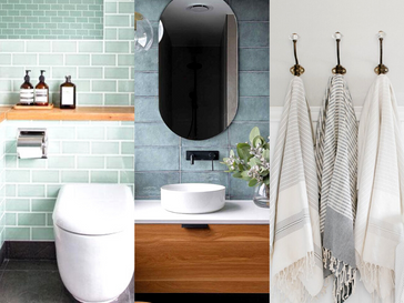 Small Bathroom Designs – how to make your bathroom feel bigger