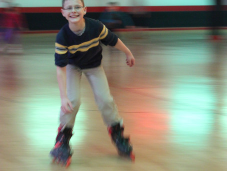 Roller Skating 2021- A Great Night of Fellowship!