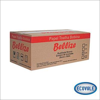 Papel Toalha Bobida Bellize 8x20x100