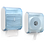 Thumbnail: Dispenser Múltiplo para Papel Higiênico Rolão ou Toalha Interfolha