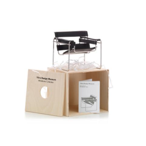 Miniature B3 Wassily Chair, Marcel Breuer