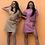 Thumbnail: Еко кожа рокля