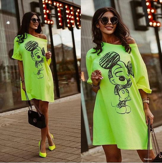 Дамска рокля Сияна