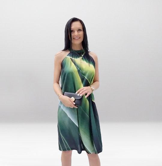 Къса рокля Jungle