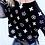 Thumbnail: ДАМА ПИКА блузка