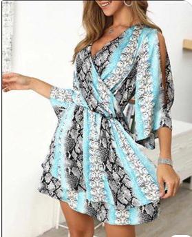 Нежна Ежедневна рокля