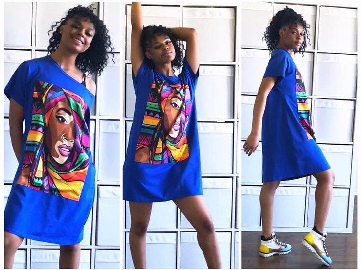 Туника African Beauty
