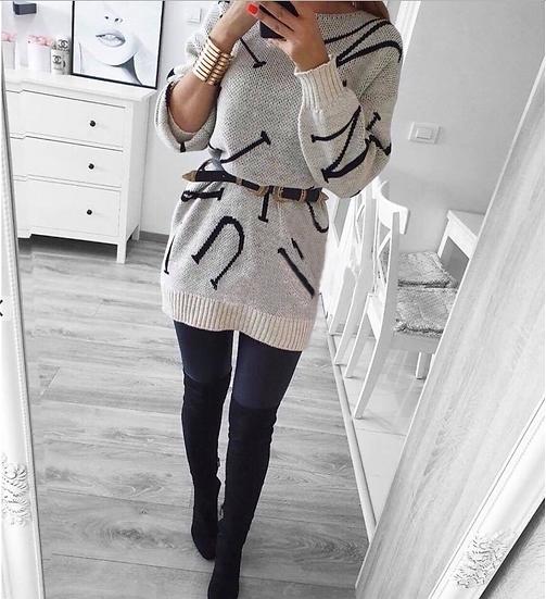 Пуловер- Туника