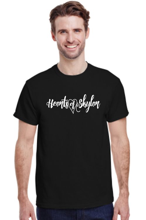 Hearts of Skylar T-shirt (unisex)