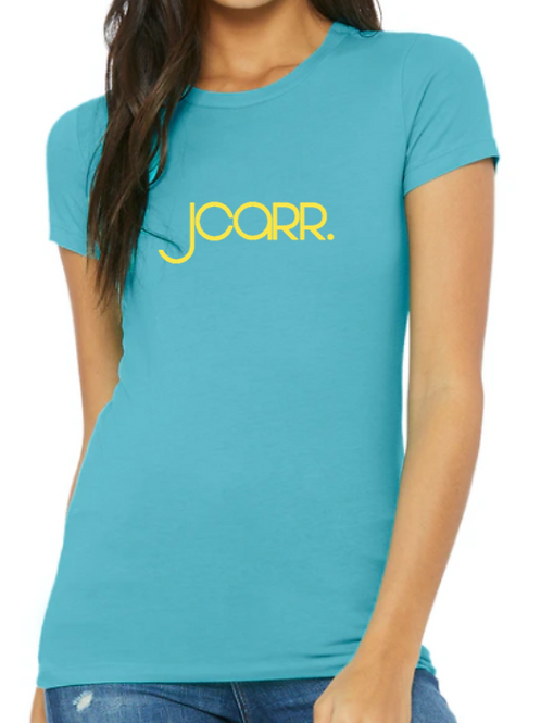 JCARR Ladies Fitted T-shirt