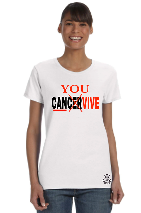 YOU CancerVive Tee