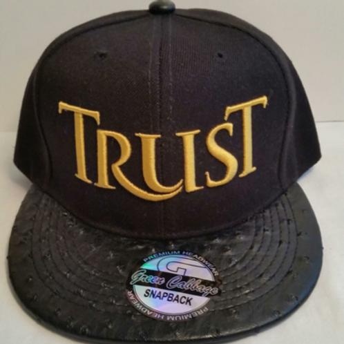 Men's TRUST Snapback Hat Style# 15