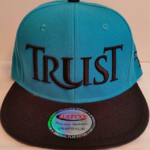Men's TRUST Snapback Hat Style# 20