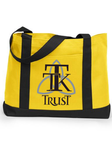 TRUST Boat Tote Bag