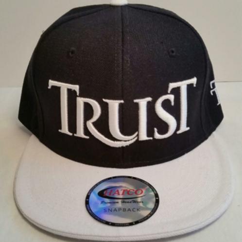 Men's TRUST Snapback Hat Style# 12