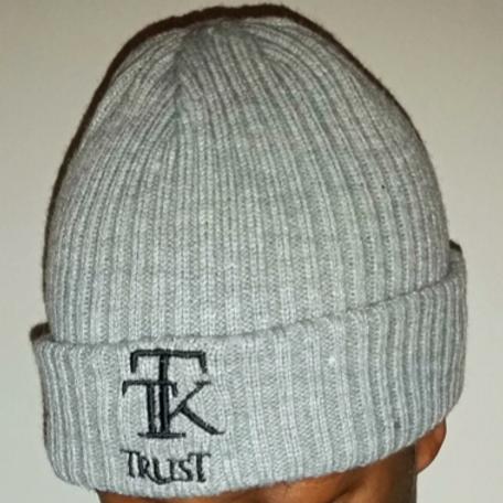 TRUST Knit Hat, Unisex 5