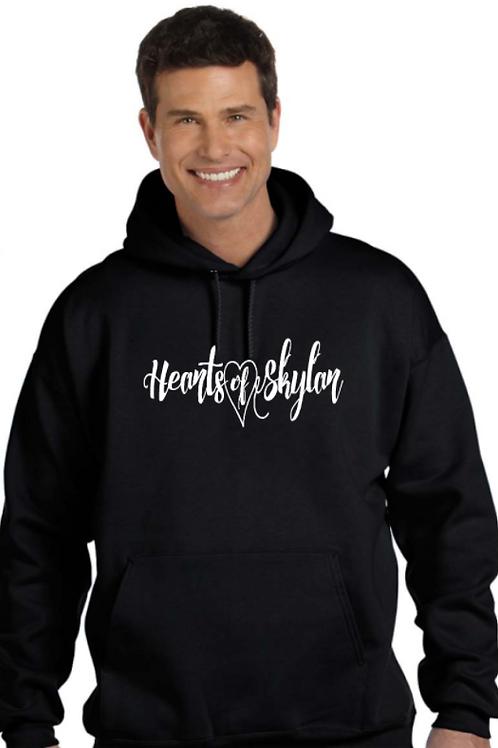 Hearts of Skylar Hoodie (unisex)