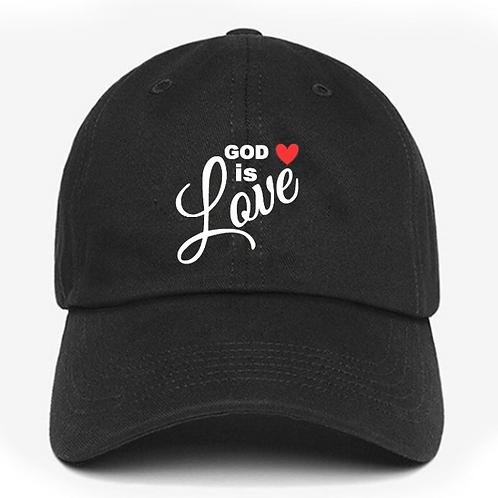 God is LOVE Cap
