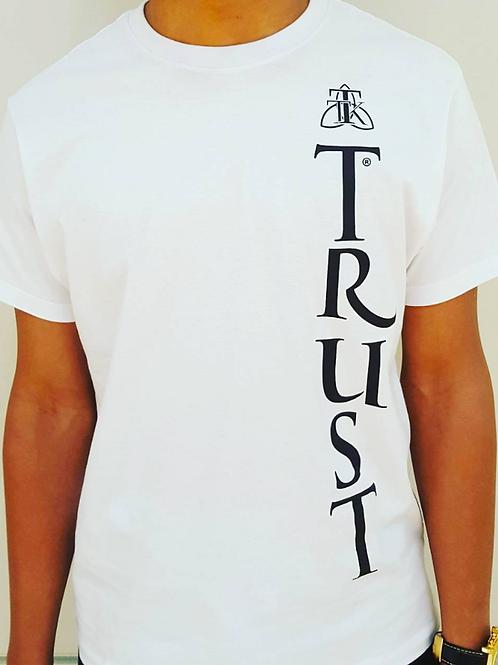 Vertical TRUST Tee