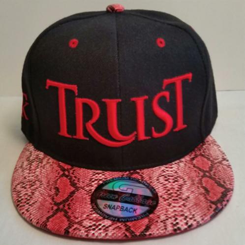 Men's TRUST Snapback Hat Style# 11