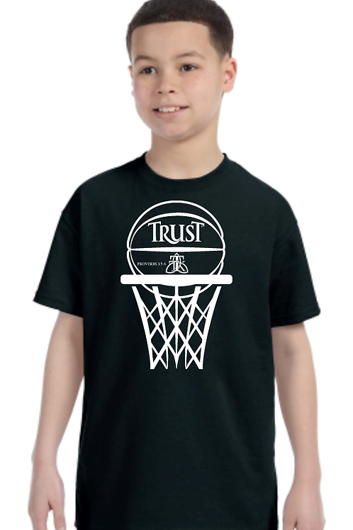TRUST Basketball T-shirt