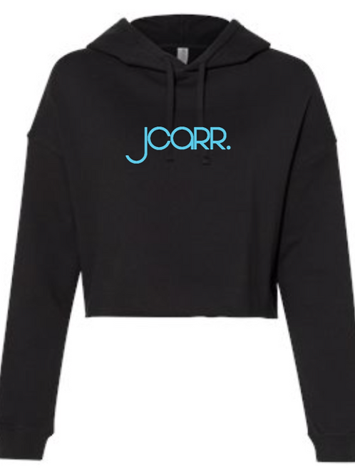 JCARR Cropped Hoodie