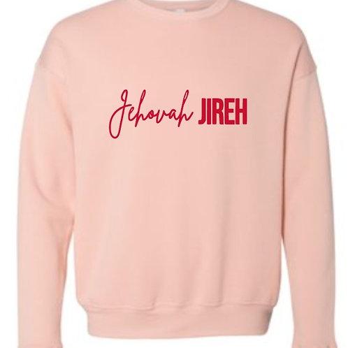 Jehovah JIREH Crew Sweatshirt
