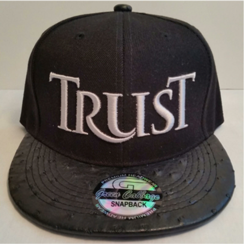 Men's TRUST Snapback Hat Style# 14